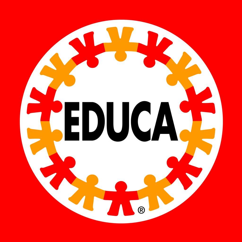 Logo de la marca de puzzles Educa