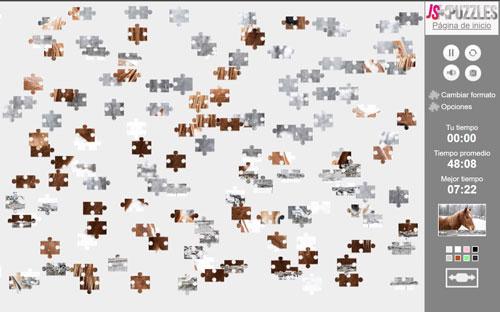 Detalles tapete de puzzles online gratis jspuzzles